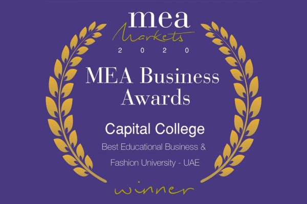 Capital University College awarded the Best Educational Business