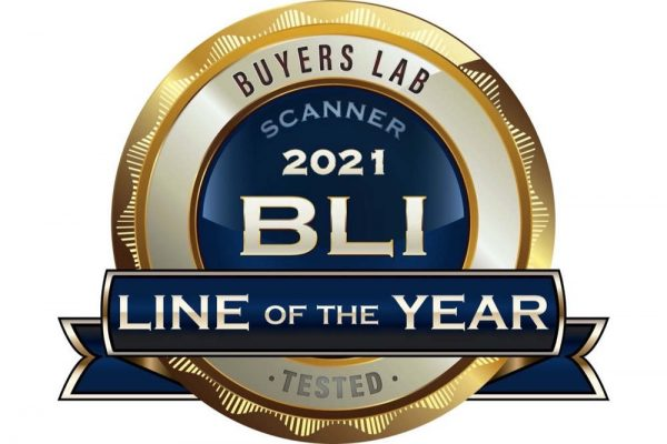 Kodak Alaris Claims BLI 2021 Scanner Line of the Year Award