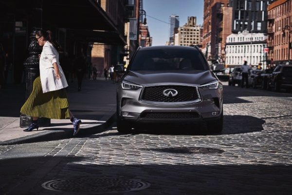 INFINITI QX50: Crafted for irresistible elegance