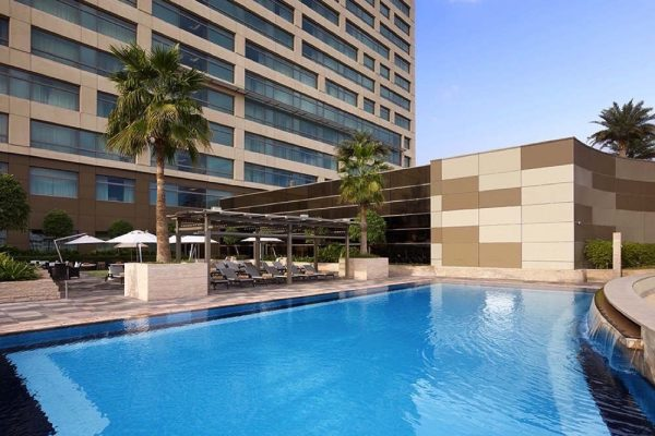 Make A Splash with Swissotel Al Ghurair's Relaunched