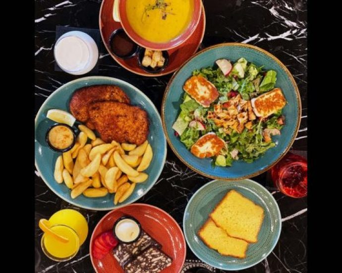 IFTAR AT BLACK COFFEE BY CAFÉ YOUNES