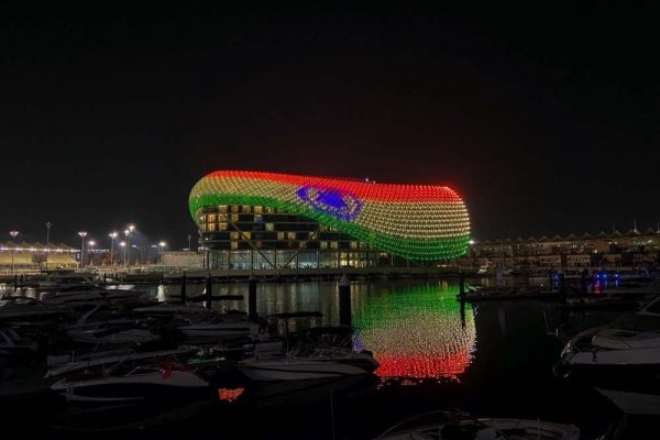 Yas Island Shows Solidarity with India as W Abu Dhabi–