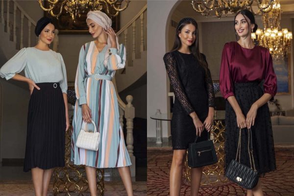 6 stylish fashion finds for your modest wardrobe