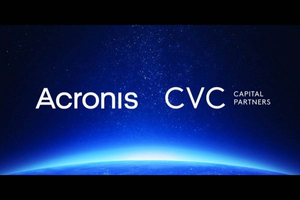 Acronis, the global leader in cyber protection, receives