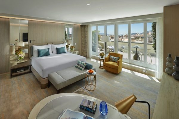 MANDARIN ORIENTAL, GENEVA INTRODUCES