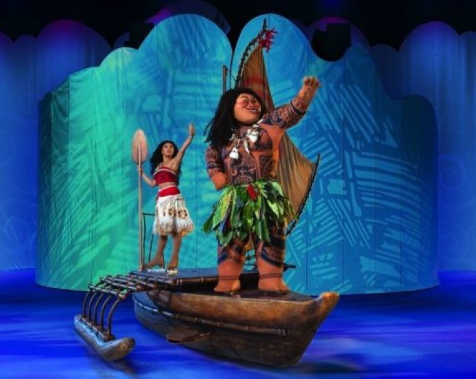 Escape to a fairy tale land with Disney On Ice at Yas Island