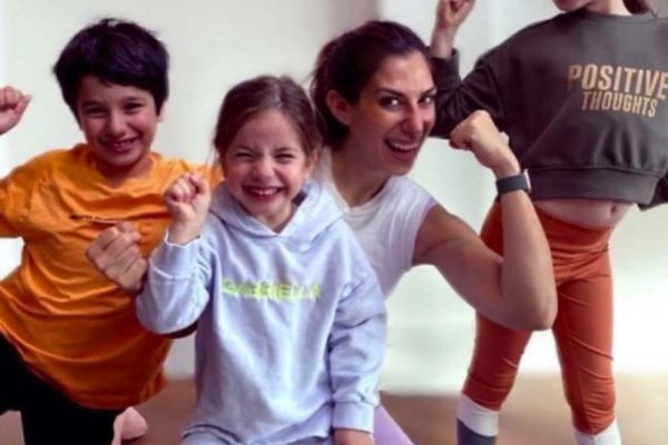 Indoor exercises to keep children active this Summer