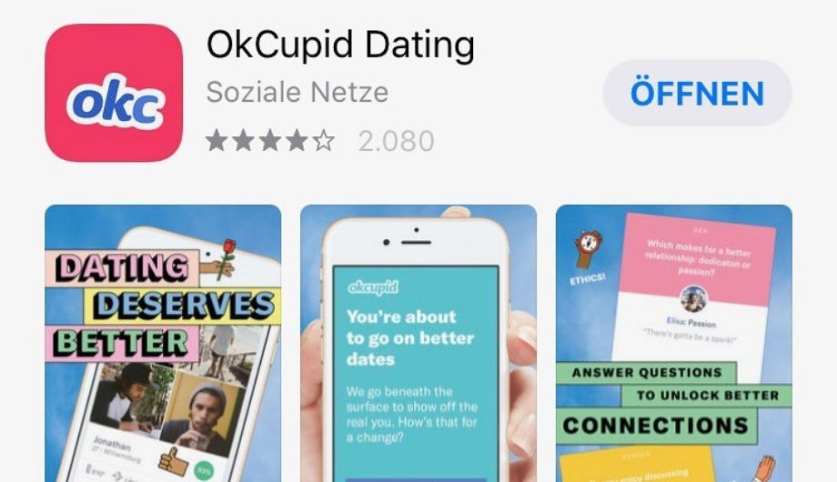 why okcupid may be