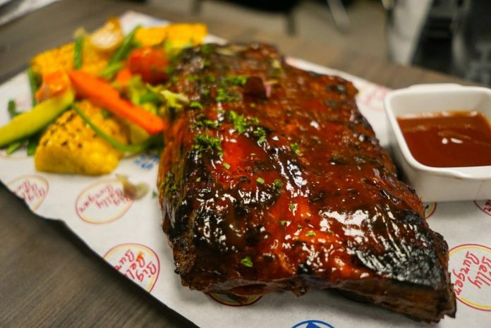 Strength of Hercules (Baby Back Ribs)