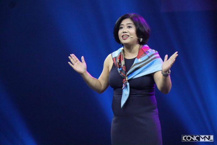 Jane Wan, Vice President of Marketing for OPPO Philippines