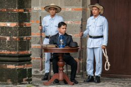 Las Casas Filipinas de Acuzar: Execution of Jose Rizal