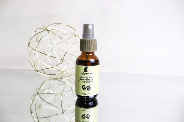 Healthy Hair Nourishing Oil