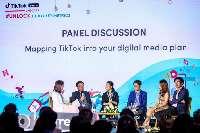 Panel Discussion Mapping TikTok into Media Plan