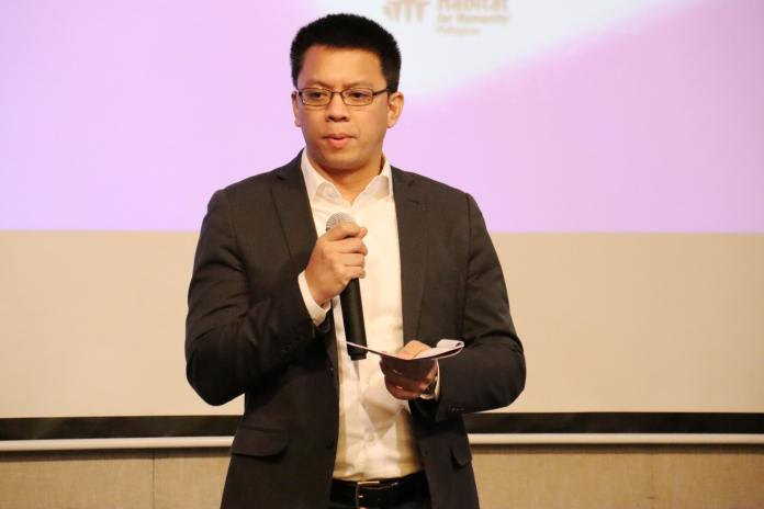 Ray Alimurung Lazada Philippines Chief Executive Officer