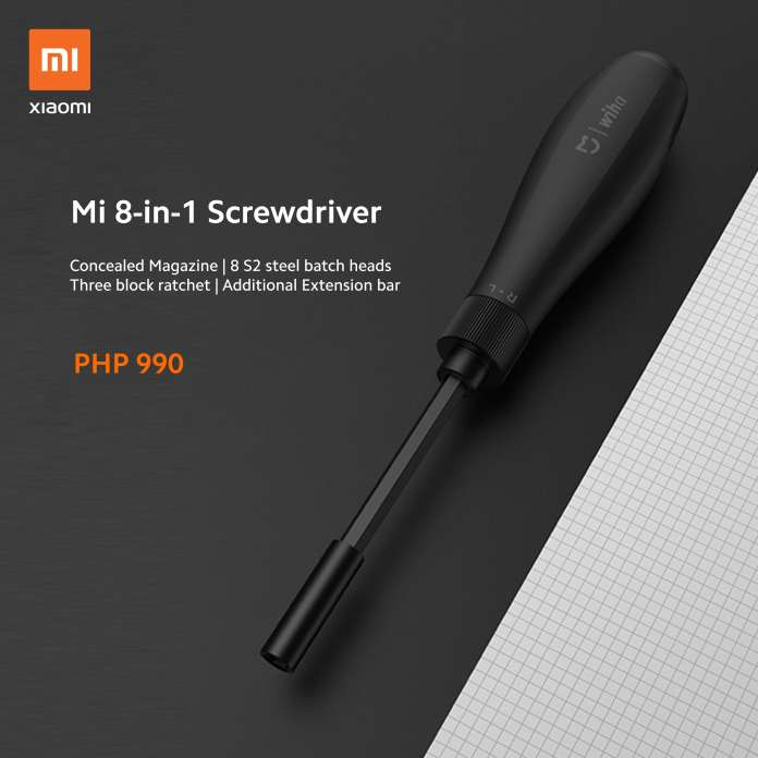 Mi 8-in-1 Screwdriver