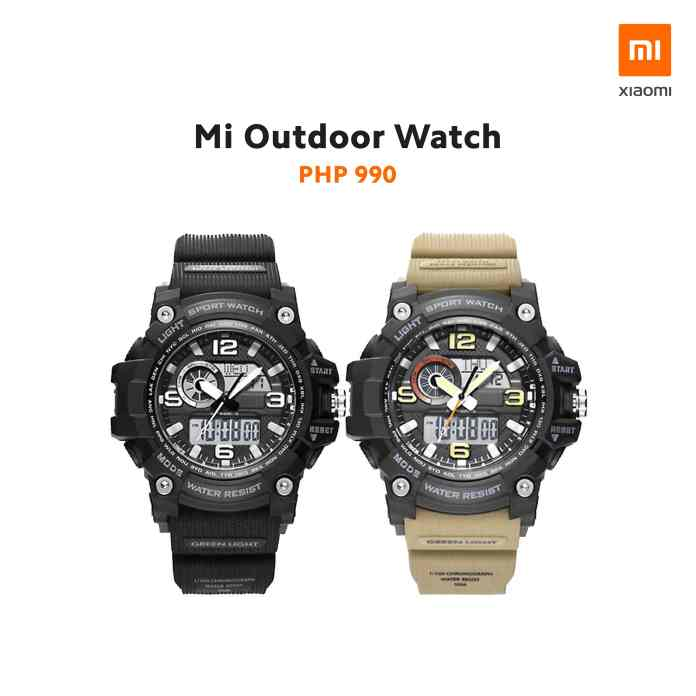 Mi Outdoor Watch