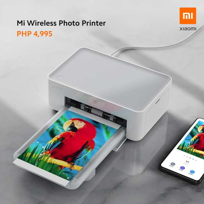 Mi Wireless Photo Printer