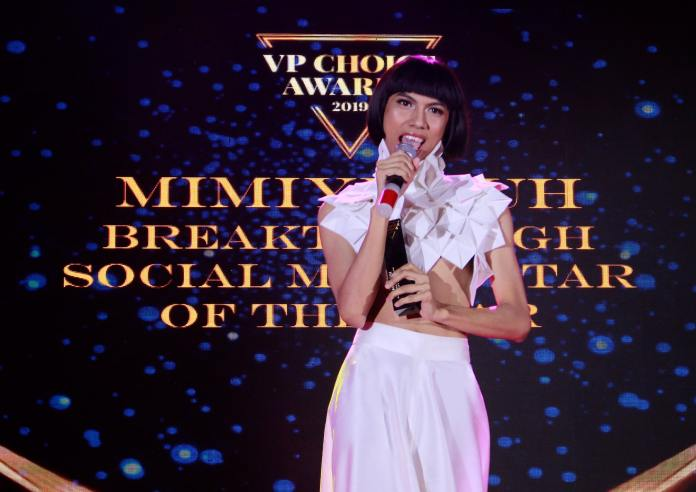 VP Choice Awards Mimiyuuuh wins Breakthrough Social Media Star of the Year and VP Cover of the Year