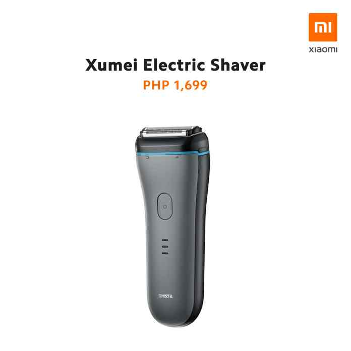 Xumei Electric Shaver