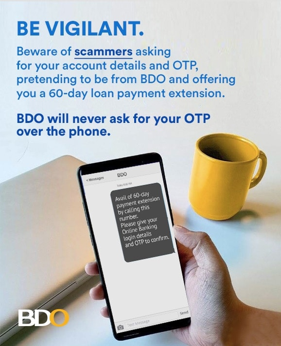 BDO warns fraud amidst COVID-19