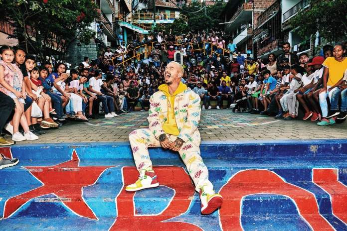 Guess J Balvin Colores Capsule Collection Spring 2020