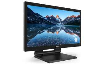 Philips 222B9T LCD monitor with SmoothTouch - 005