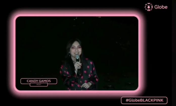 2021 BLACKPINK THE SHOW - Candy Gamos