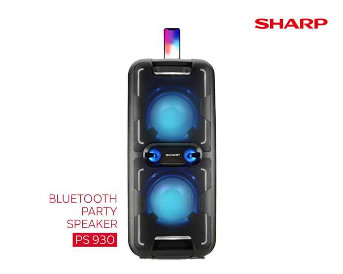 Bluetooth-Party-Speaker