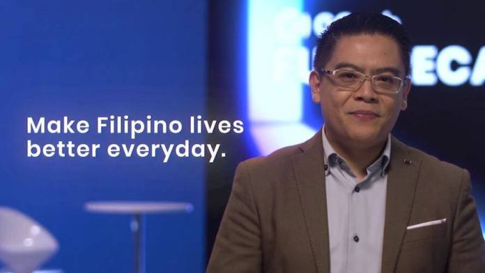 Chito Maniago - Head of Corporate Communications