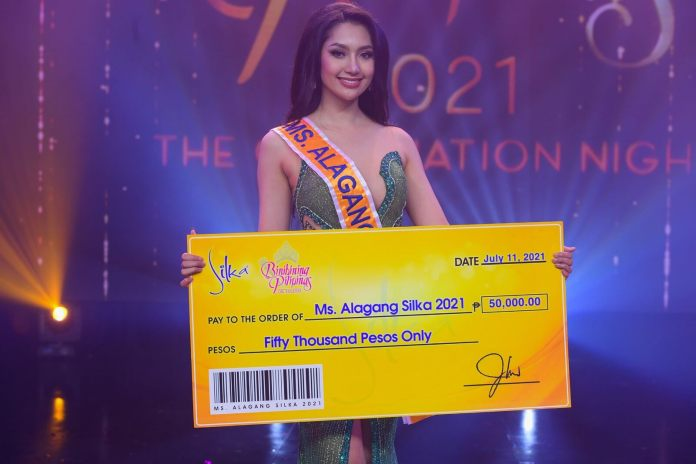 Aside from the title of Ms. Alagang Silka