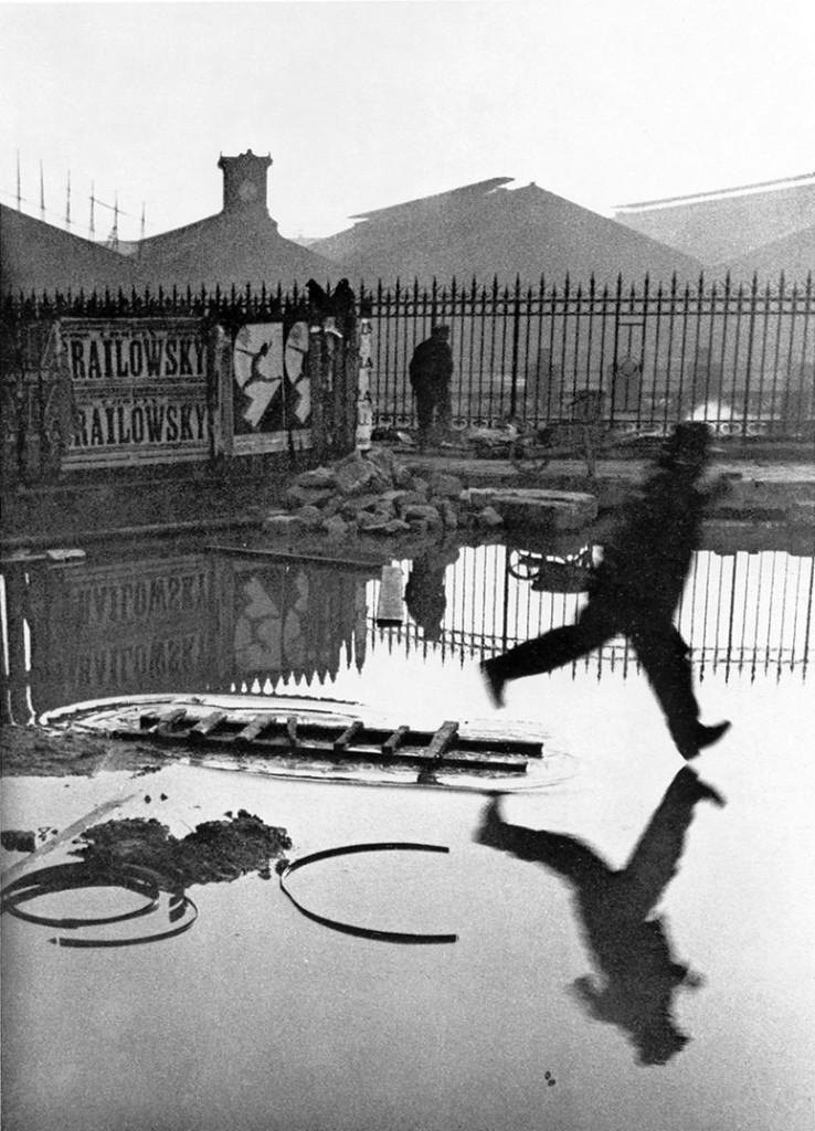 Henri Cartier-Bresson, Gare Saint-Lazare, Parigi, 1932