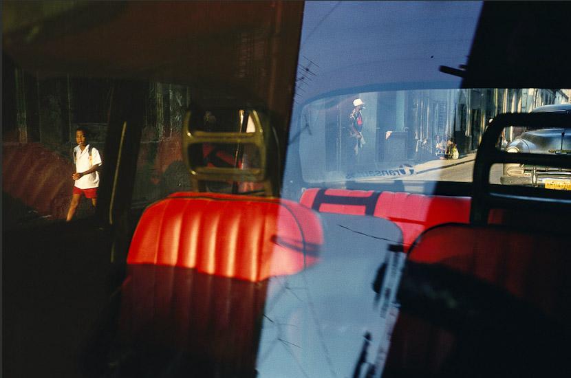 Alex Webb, Havana, 2000