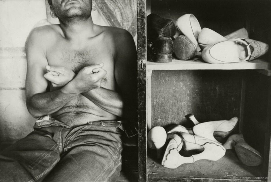 Henri Cartier-Bresson, Santa Clara, Messico. 1934