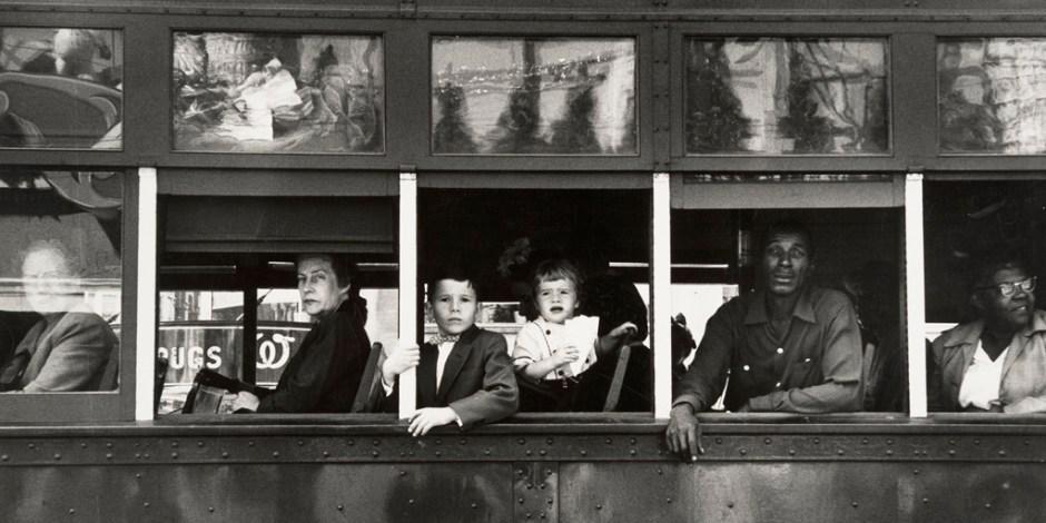 Robert Frank, Americans, foto di copertina, 1955