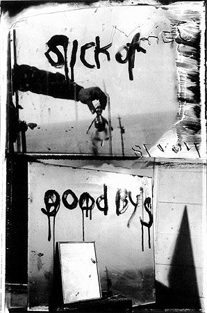 Robert Frank, Sick of Goodby's, 1978