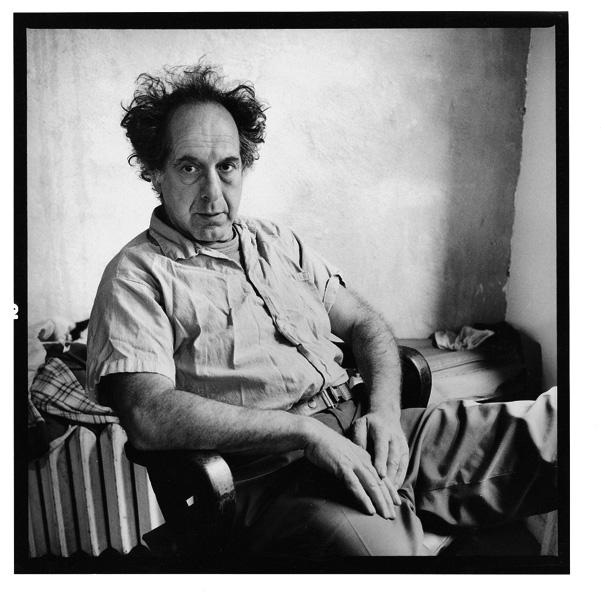 Marc Trivier, ritratto di Robert Frank, 1982