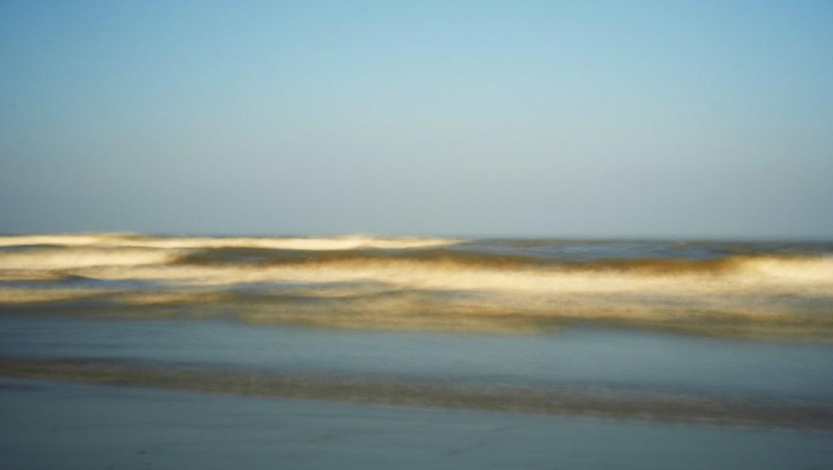 Mare adriatico, marzo 2014