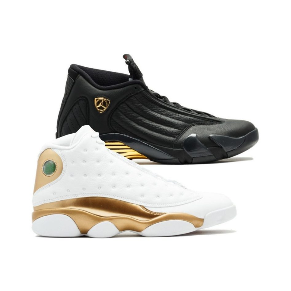 detailed pictures 7fed9 67dd8 Air Jordan 13 14 Defining Moments Pack