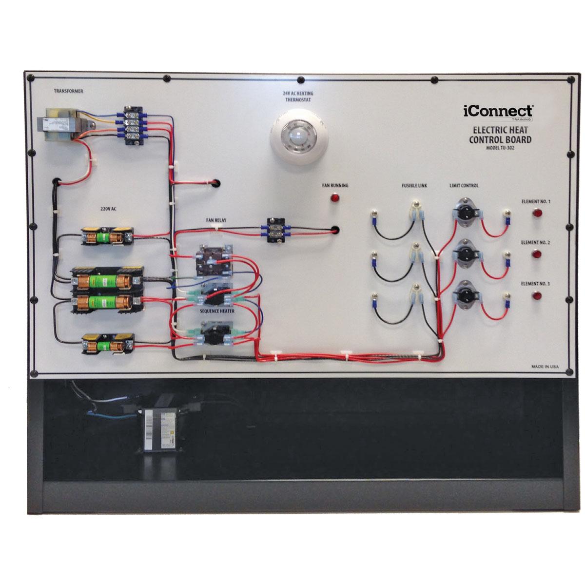 Hvac Control Wiring Most Basic System