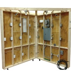 tue 200 residential wiring demonstrator [ 1200 x 1200 Pixel ]