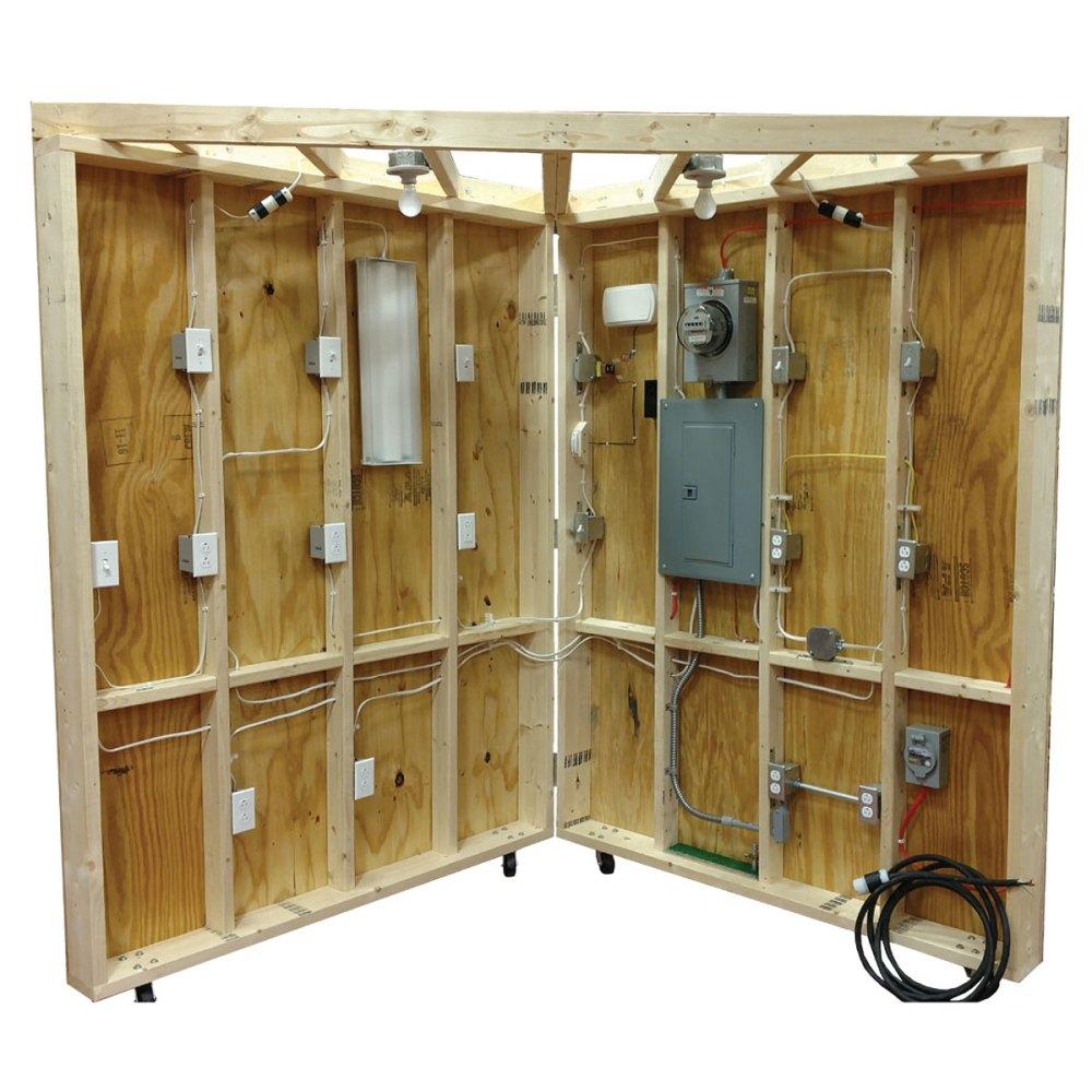 medium resolution of tue 200 residential wiring demonstrator