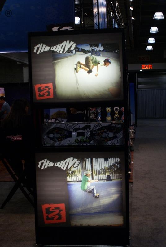 Light Box Prints for Trade Show Display