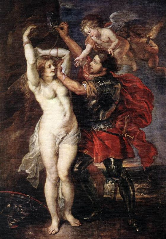 53 Perseo e Andromeda