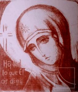 original Virgen de Cana
