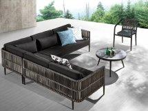 kitaibela modern outdoor sectional