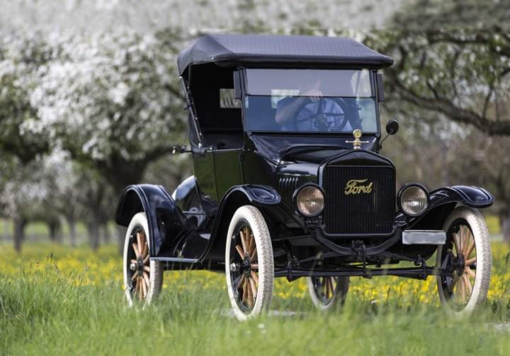 Producción en cadena: Ford Model T