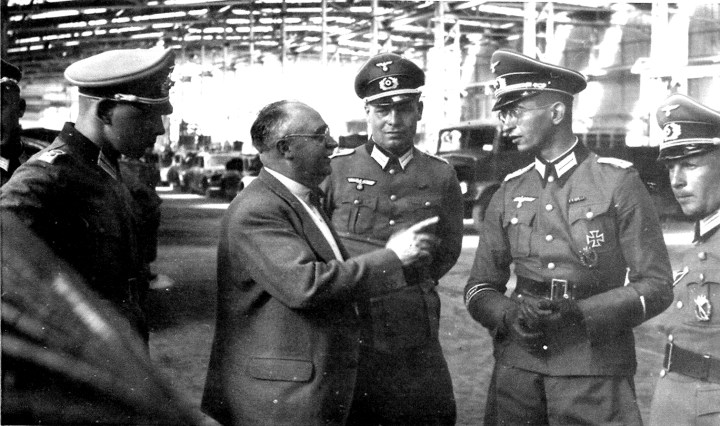 Hans Ledwinka, las amistades peligrosas