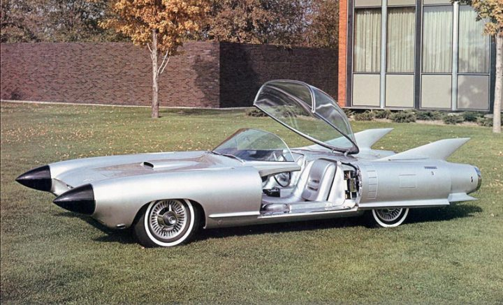 Cadillac Cyclone Concept (1959) | General Motors