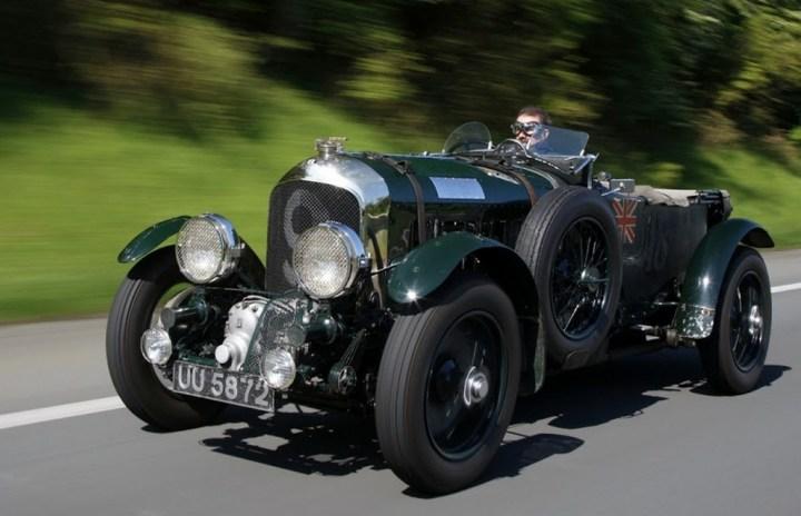 """El """"Blower"""", el Bentley más famoso..."""