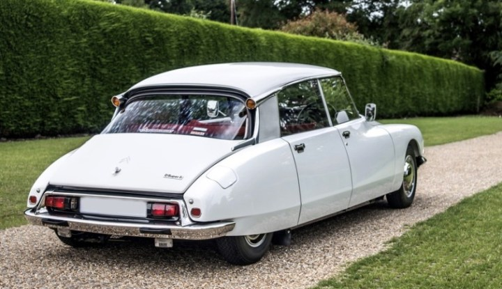 Citroen DS Super 5 (1973) | SilverstoneAuctions